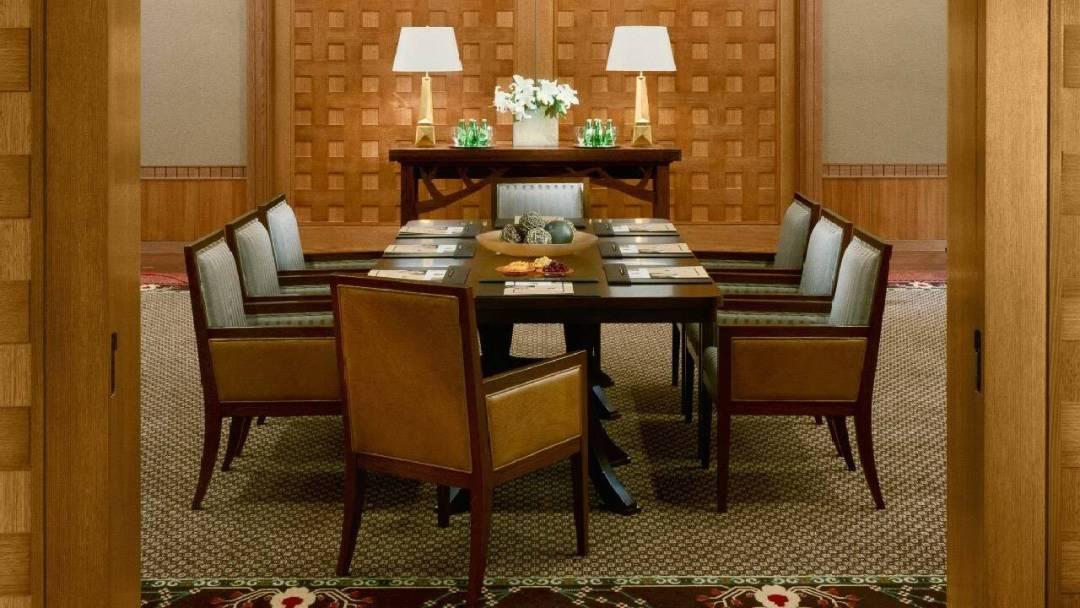Whistler Four Seasons Resort Meeting Room