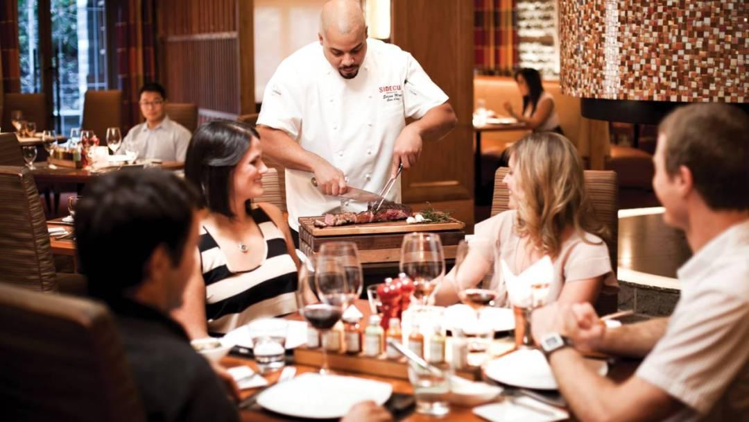 Whistler Four Seasons Resort Restaurant