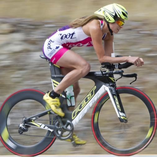 Whistler Ironman Canada Karen Thibodeau