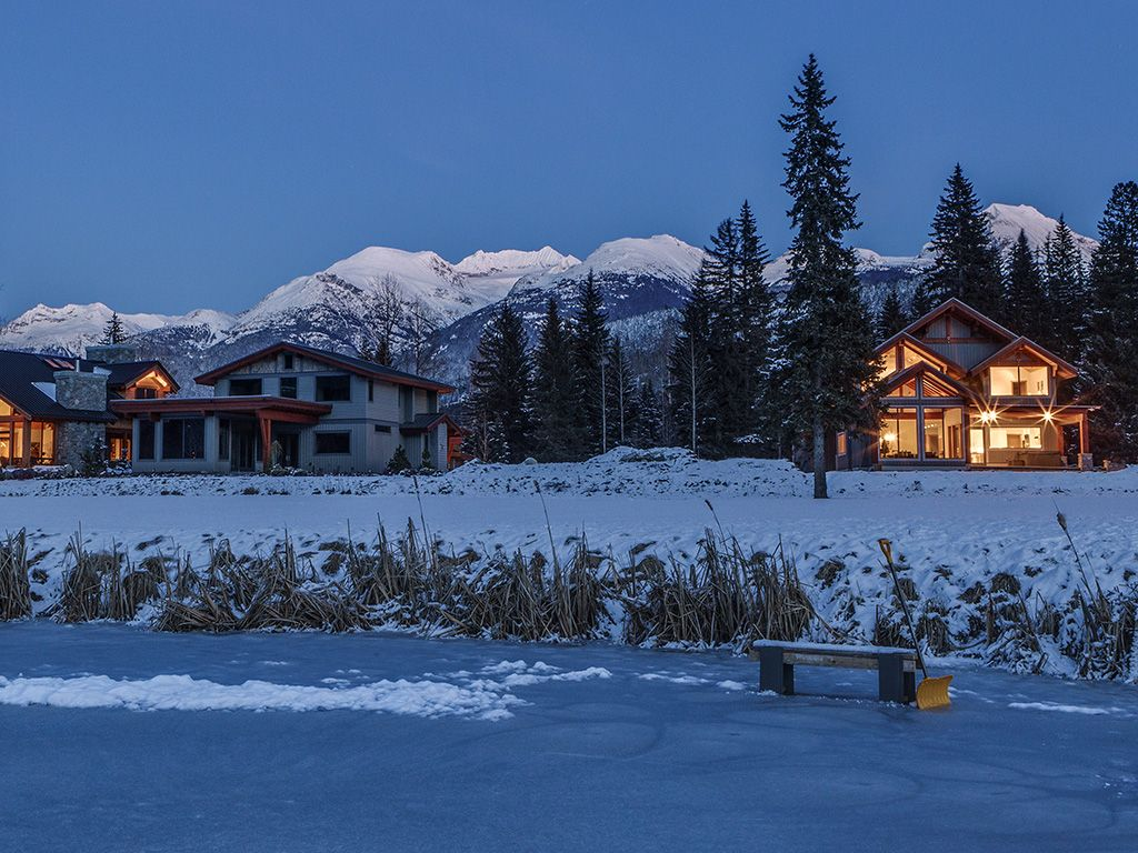 Whistler Luxury Home - Nicklaus North