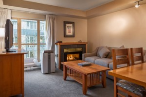 Whistler Peak Lodge 2 Bedroom Suite