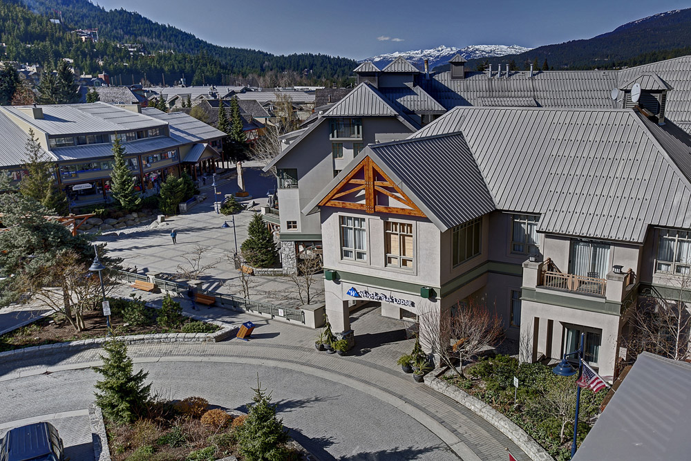 Whistler Peak Lodge Whistler Village Hotel (5)