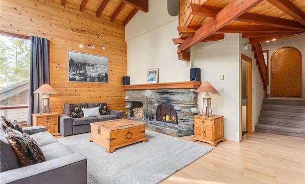 Whistler Rental Home 4 Bed Alpine Chalet (4)