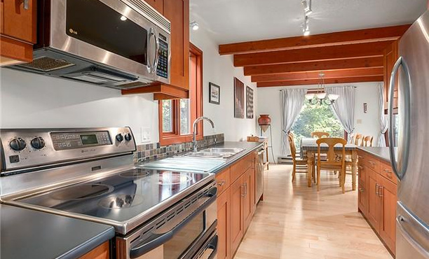 Whistler Rental Home 4 Bed Alpine Chalet (9)