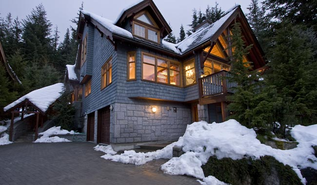 Whistler Six Bedroom Chalet (3)