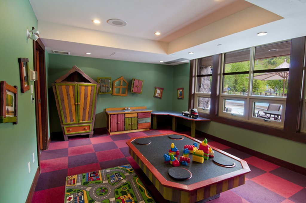 Whistler The Legends Kid's Games Room