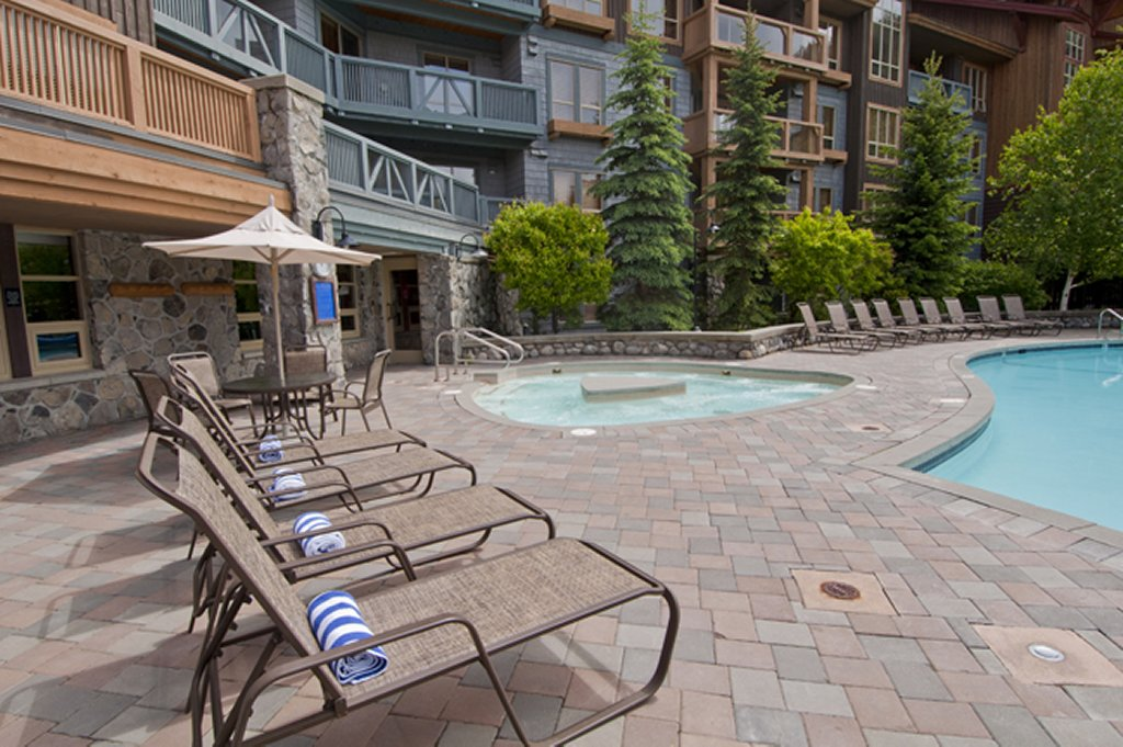 Whistler The Legends Pool Deck