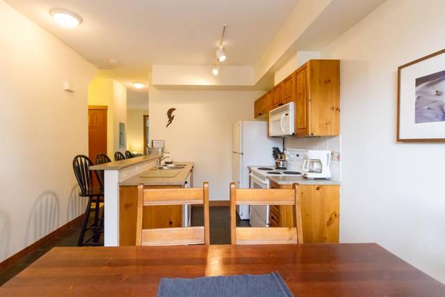 Whistler Village Accommodation - Granite Court Kit