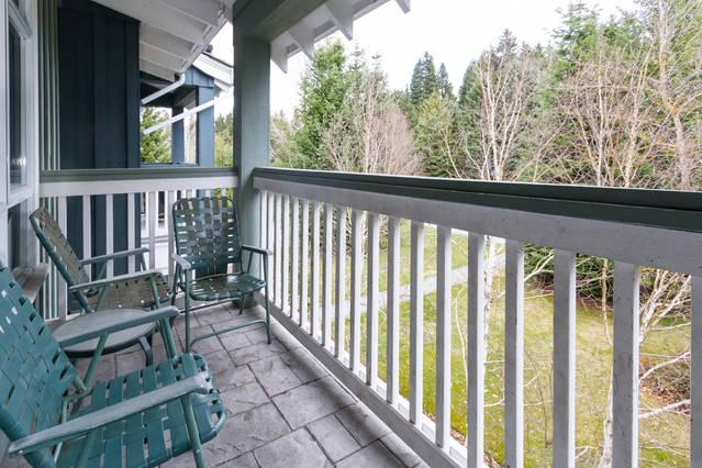 Whistler Village Accommodation - Granite Court Private Deck