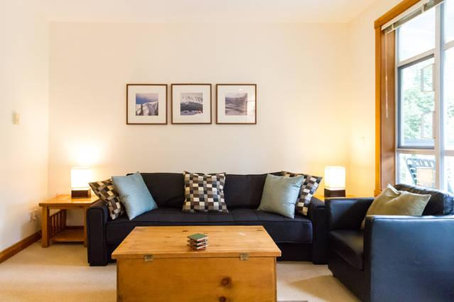 Whistler Village Accommodation - Granite Court Sofa