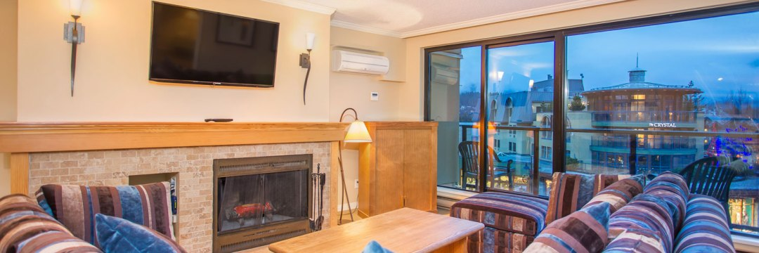 Whistler Village Apartment - Carleton Lodge Ski In Ski Out (5)