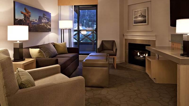 Whistler Village Hotel Delta Whistler Village Suites by Marriott (4)