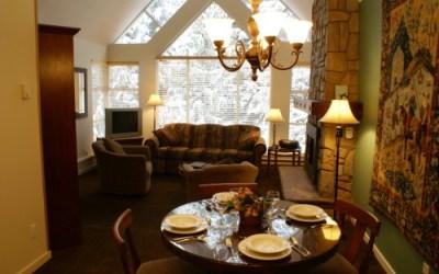 Accommodation Whistler Woodrun Lodge