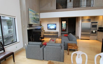 Whistler Accommodation Pinnacle Ridge 5 Bedroom