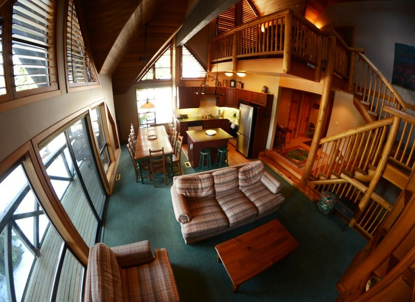 Whistler Pinnacle Ridge 5 Bedroom Lroom