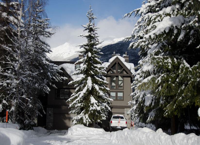 Whistler Pinnacle Accommodation 5 Bedroom