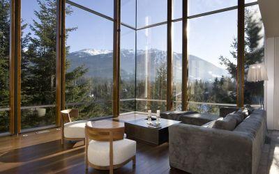 Contemporary Whistler Home – Treetops Lane