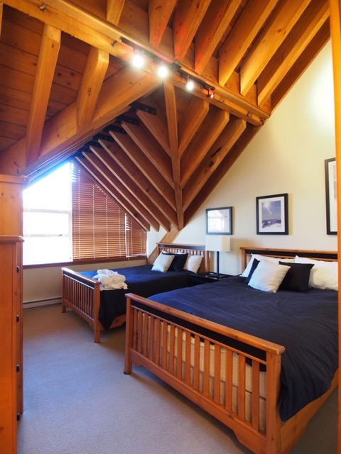 whistler village penthouse bdrm doubles