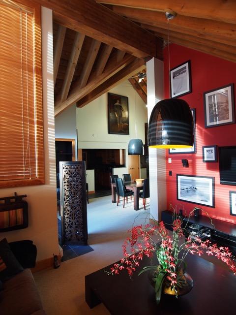 whistler village penthouse liv space