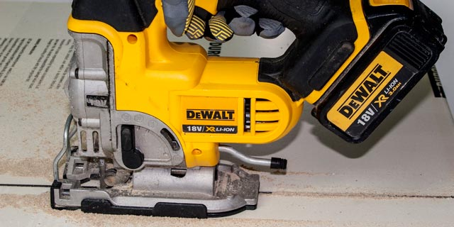 Product review dewalt dcs331m2 cordless jigsaw skill builder product review dewalt dcs331m2 cordless jigsaw greentooth Choice Image