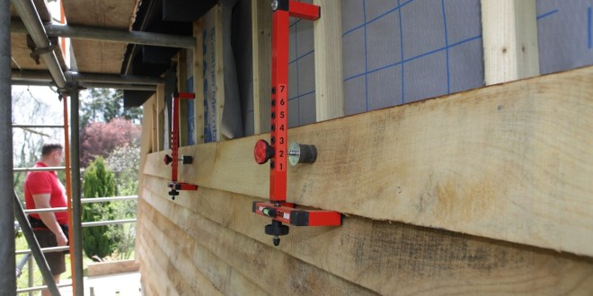 One man cladding device review
