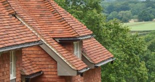 Hand-made clay roof tiles