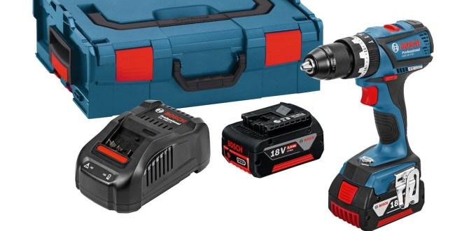 Win a Bosch GSB 18V-EC Kit
