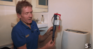 replace toilet entry fill valve