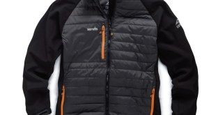 scruffs softshell jacket