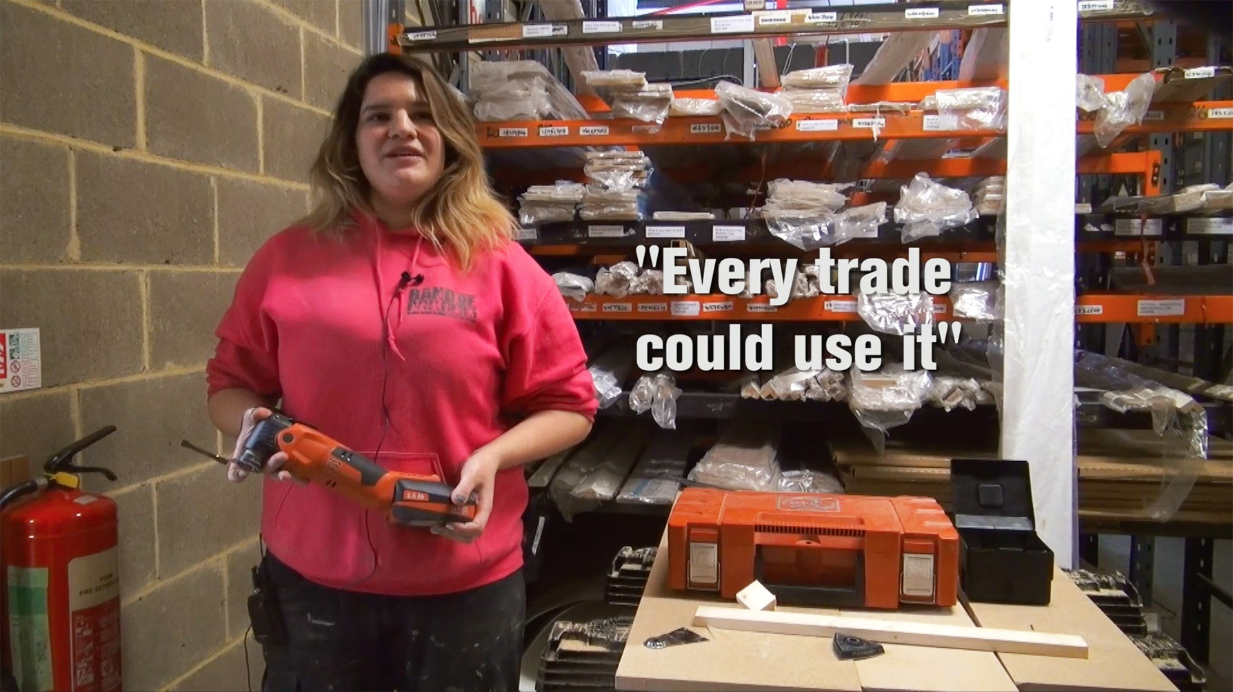 Fein releases latest review: FEIN Cordless MultiMaster