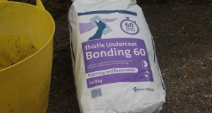 Quick drying plaster review