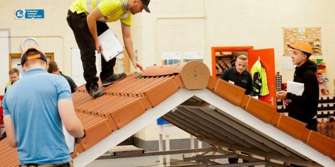 roofing skills