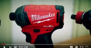 Milwaukee Impact Driver review: Milwaukee M18 FQID Fuel Surge