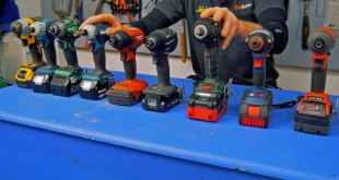 Impact Driver Showdown! UPDATED 8 top drivers reviewed