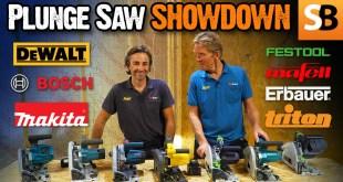 Plunge Saw Showdown