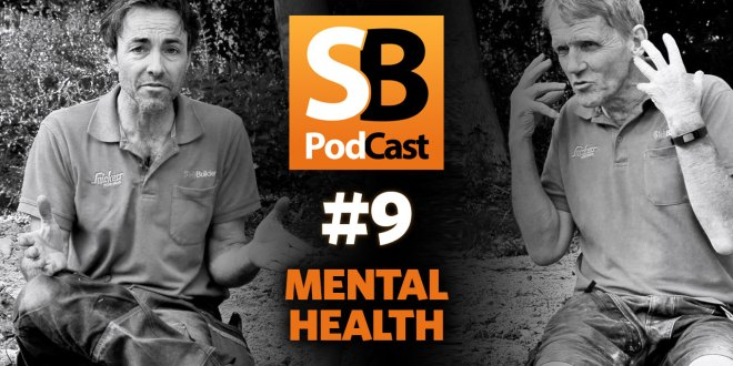 Podcast 9 - Mental Health