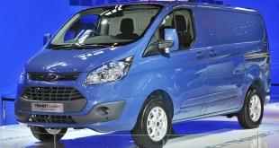 The Van Insurer Reveals Customers' Top 10 Vans