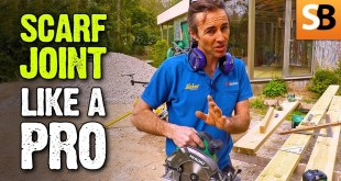 How to Create a Scarf Joint like a Pro with Robin