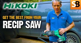 Get the Best From Your Recip Saw With HiKOKI