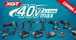 Makita's Vision of Cordless Future with Expanded LXT and XGT