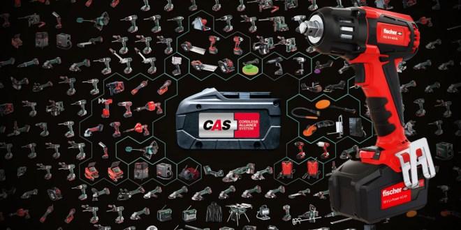 fischer joins CAS