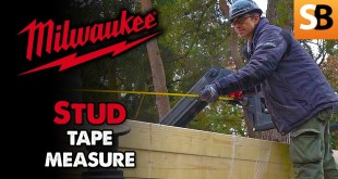 Tough STUD Tape Measure from Milwaukee