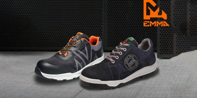 EMMA Safety Footwear Added to the Hultafors Group
