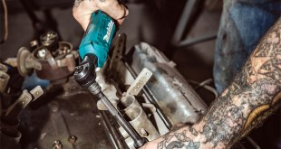Makita Expands CXT Range with 12v WR100DZ Ratchet Wrench