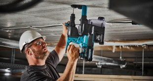 Makita 40V Max Brushless Rotary Hammers Offer Outstanding Performance