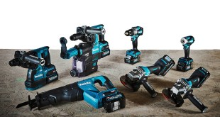 Power Up with the New Makita XGT 40V Max Range