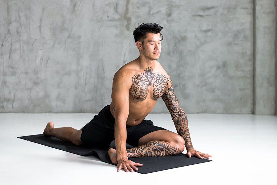 Yoga language - Paranayama is deep breathing