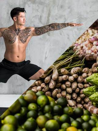 Skill Yoga Supercharged 10 for a plant based diet