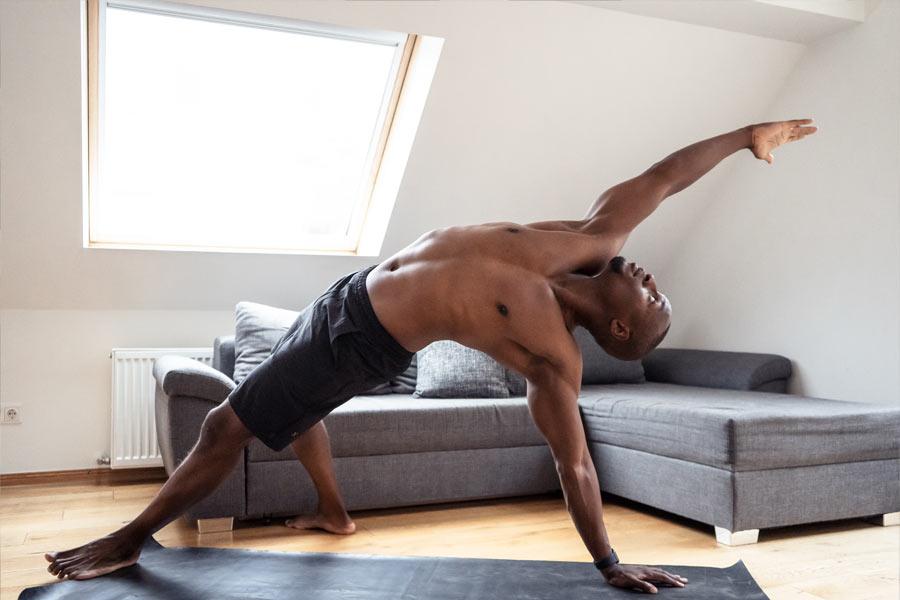 Mindfulness in yoga
