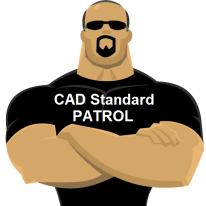 Use your own TEMPLATE! (Create your own CAD standards!) AutoCAD Tips